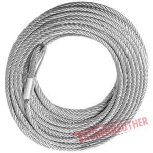 Cablu de otel WARN 38m x 8mm