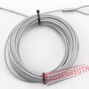 Cablu de otel 15m x 8mm