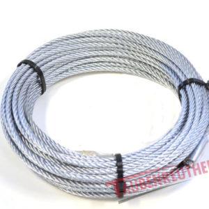 Cablu de otel 45m x 8mm