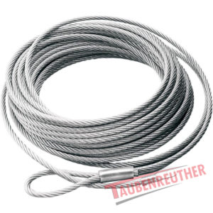 Cablu de otel 38m x 9.5mm