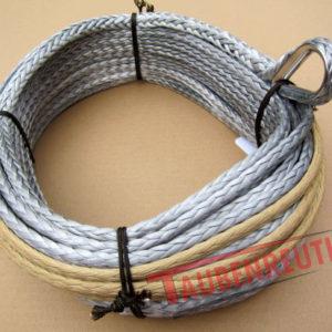 Cablu sintetic Dynatec 38m x 9mm cu accesorii