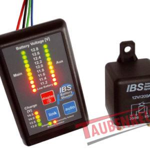 Sistem de monitorizare baterii IBS-DBS