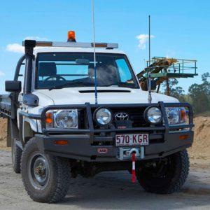 Bullbar ARB Deluxe HZJ7