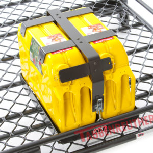 Suport canistre pentru roof rack ARB
