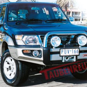 Bullbar ARB Sahara Patrol Y61 '98-'04