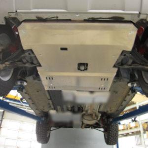 Scut motor / cutie de viteze Dacia Duster