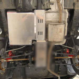 Scut rezervor Dacia Duster
