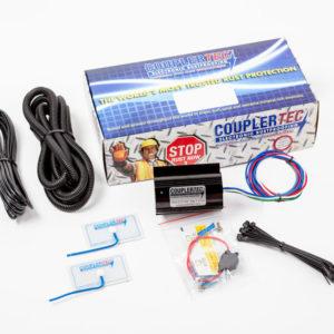 Dispozitiv antirugina CouplerTec pentru SUV-uri