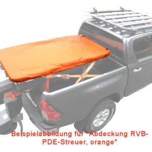Prelata de acoperire pentru sararita RVB10