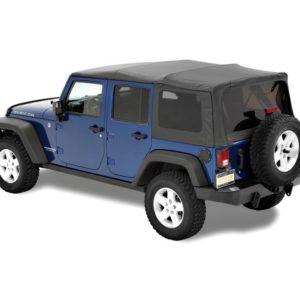 Prelata Jeep Wrangler