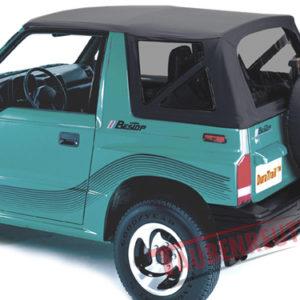 Soft Top Suzuki Vitara negru