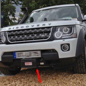 Kit montaj troliu Land Rover Discovery 3+4