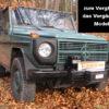 Bara fata Mercedes G W460/461