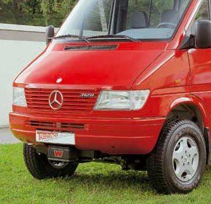 Kit montaj troliu Mercedes Sprinter/VW LT 1995-2005