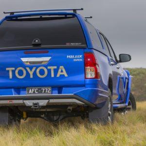 Bara spate ARB Summit Toyota Hilux Revo