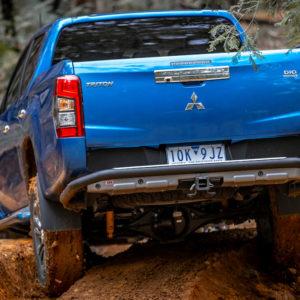 Bara spate ARB Summit RAW Mitsubishi L200