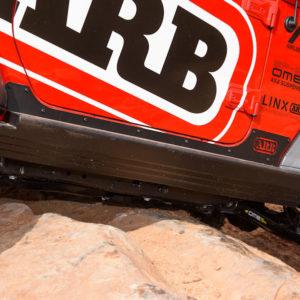 Set praguri laterale ARB Jeep Wrangler JL 2 usi