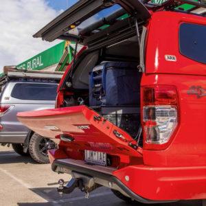 Telescoape oblon Ford Ranger dupa 2019 + Ranger Raptor