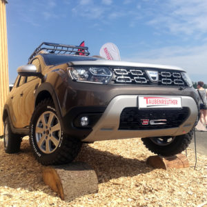 Kit montaj troliu Dacia Duster
